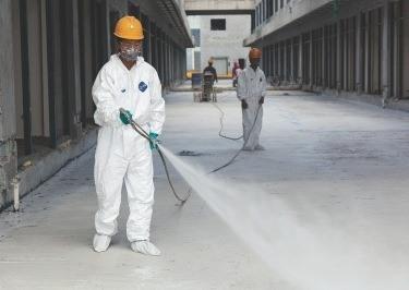 Máy phun sơn công nghiệp