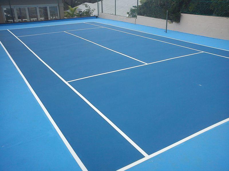 kẽ vạch sân tenis